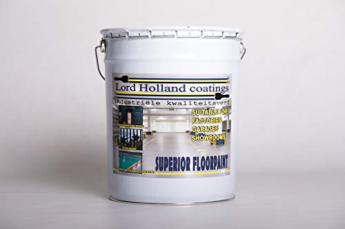 Pintura de suelo de poliuretano ultrarresistente colores RAL