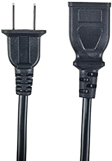 SLLEA AC Power Cord Cable Plug for Mac Tools MT5130 MT5140 12 Volt Jump Starter & Power Supply