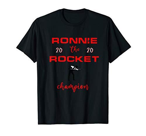 Ronnie Osullivan O'sullivan Snooker 2020 World Champion Tee T-Shirt
