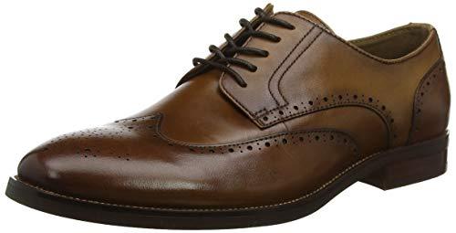 ALDO Thirellan, Zapatos de Cordones Oxford para Hombre, Marrón (Cognac 220), 42 EU