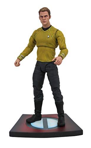 DIAMOND SELECT TOYS Star Trek Movie Select: Captain Kirk Action Figure