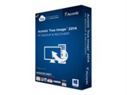 Acronis True Image 2014, UK, Mini
