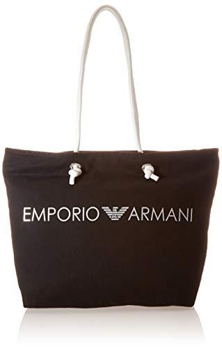 Emporio Armani Swimwear - Borsa per la spesa con logo