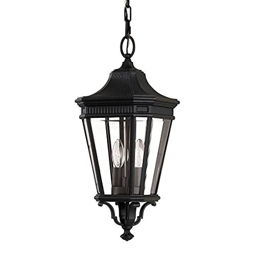 Lámpara de mesa moderna 1 x 60 W E27 Ferrara / TL GPG Elstead