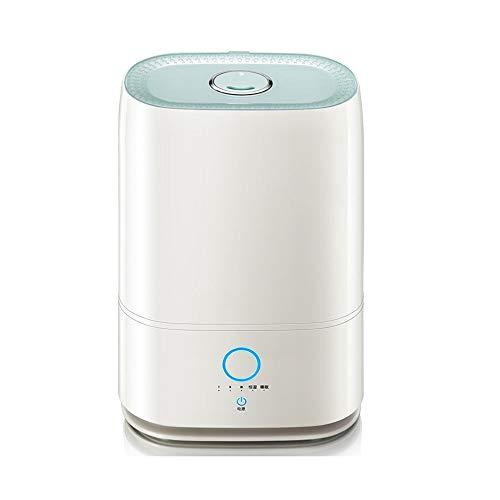 WMMCM Luchtbevochtiger met koude stoom, 5 l, ultrasone luchtbevochtiger voor de slaapkamer, babykamer, 20 uur werktijd zonder water, auto-off-luchtreiniger, stoomreiniger