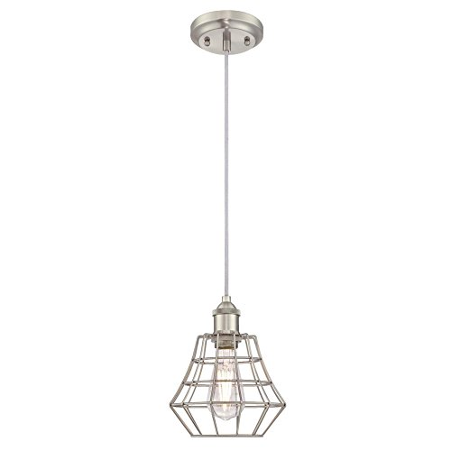 Westinghouse Lighting 6337200 Nathaniel One-Light Indoor...