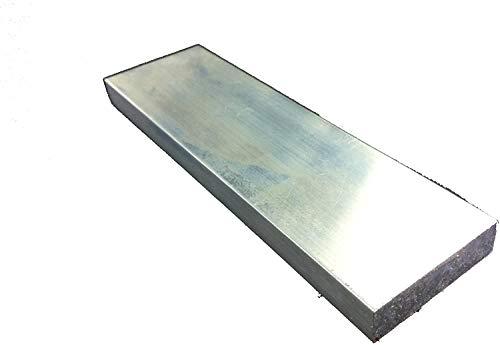 アルミ平角棒 幅60ミリ×厚さ6ミリ 長さは1センチ単位で自由カット (1-10センチ)