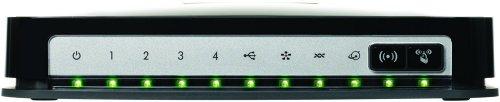 NETGEAR DGN2200-100UKS N300 Wi-Fi DSL Modem Router