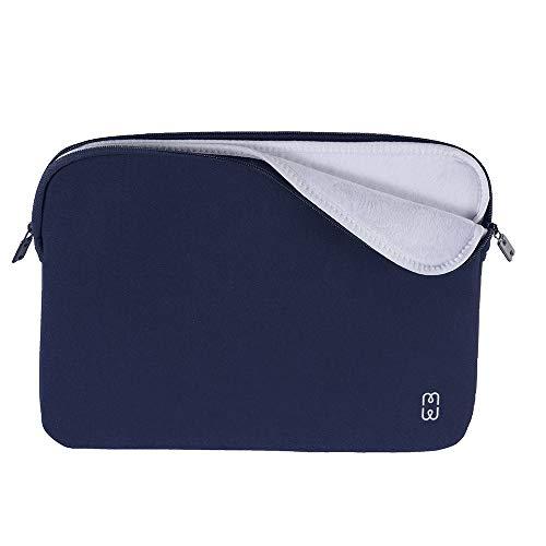MWO MW-410006 Custodia per MacBook Pro 15, Blu/Bianco