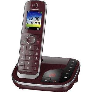 Panasonic KX-TGJ320GR mit AB rot