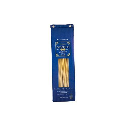 Pastificio Gentile, Spaghetti di Gragnano Trafilati al Bronzo 500 gr