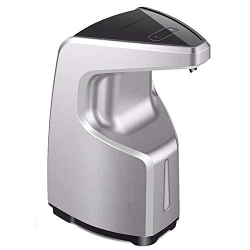JKCKHA Dispensador de jabón sin contacto, dispensador automático de jabón de espuma infrarrojo, dispensador de jabón de pared sin manos de prensa.