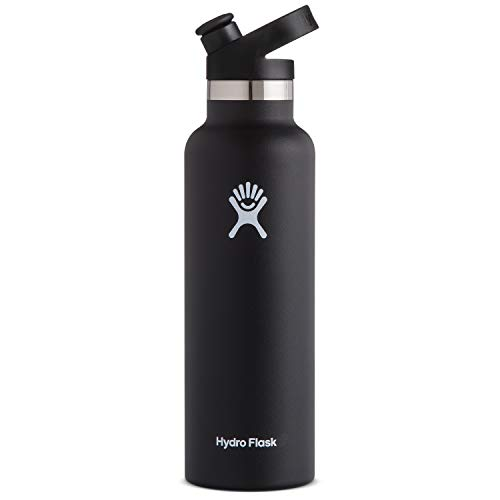 Hydro Flask Stainless Steel Vacuum Insulated Sports Water Bottle with...
