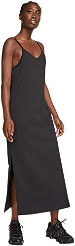 Nike Women's Sportswear Jersey Dress (Black, Large)