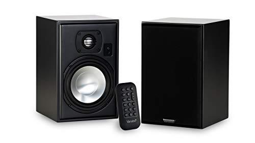 Vanatoo Transparent One Encore Powered Speakers (Black, Set of 2)
