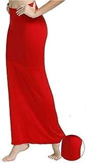 Zivame Women's Mermaid Saree Shapewear (ZI3022 RED)
