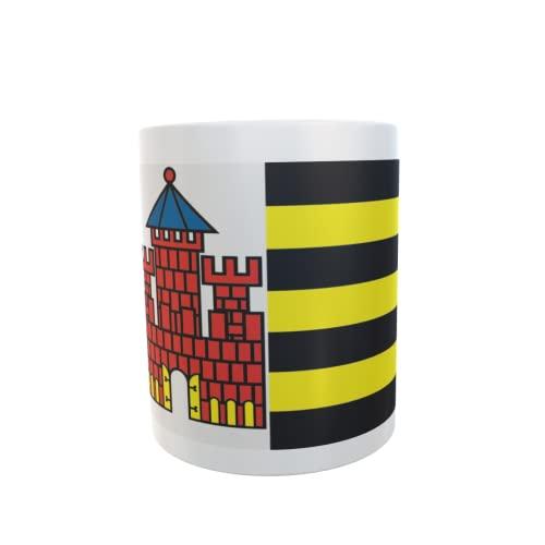 U24 Tasse Kaffeebecher Mug Cup Flagge Ratzeburg
