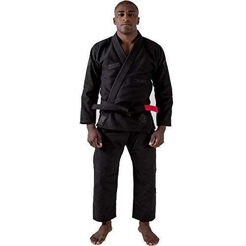 Kingz BJJ GI Balistico 3.0 Black Ops Limited Edition Kimono Uniform Grappling (A1L)
