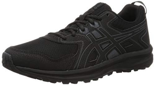 ASICS Damen Trail Scout Running Shoe, Black/Graphite Grey, 40 EU