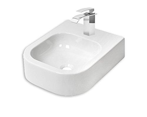 Design Waschtisch Gästebadezimmer von Plieger