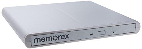 Memorex 98251 CD/DVD Writer 8x- External