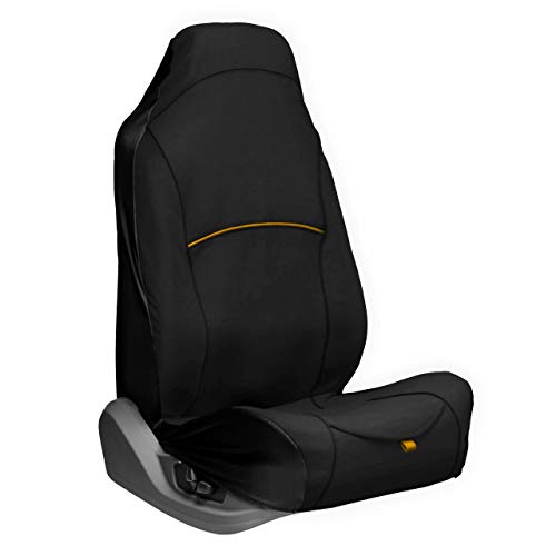Kurgo CoPilot Bucket Seat Cover for Dogs, Waterproof, Stain Resistant & Machine Washable