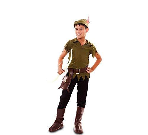 Fyasa 706538-t02costume da Robin Hood, medium