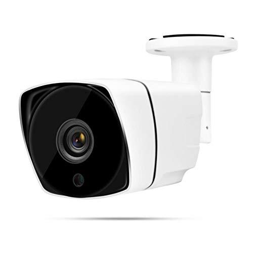 4 en 1 AHD/TVI/CVI/CVBS Monitor de videovigilancia Cámara de Seguridad Píxeles HD con menú OSD para Uso en Interiores y(5PM NTSC System)