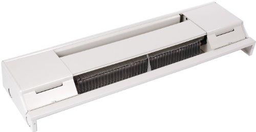 Q-Mark 2512W Electric Baseboard Heater With 400 Watts