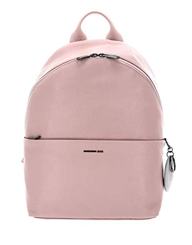 Mandarina Duck Mellow Rose Dawn - Mochila de piel, color rosa