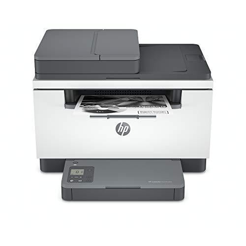 HP LaserJet MFP M234sdne stampante laser multifunzione (HP+, stampante, scanner, fotocopiatrice, alimentatore di foglio, LAN, Duplex, con inchiostro istantaneo di 6 mesi inclusi)