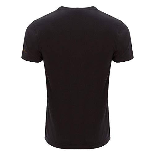 Trangoworld Ulvo T-Shirt Homme, Noir, XL