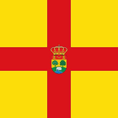 magFlags Bandera Large Solarana, Burgos, España | 1.35m² | 120x120cm