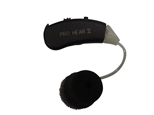 Pro Ears - Pro Hear - Pro Hear II - Behind the Ear (BTE) - PH2BTE - Digital Hearing Device - Hearing Protection and Noise Amplification - Discreet Aid for Hearing, Hearing Amplifier