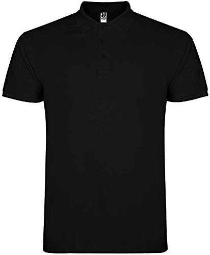 Herren ralph lauren polo-polo-hemd 2 schwarz 02 xl