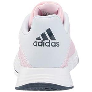 adidas Unisex-Baby Duramo SL Running Shoe, Clear Pink/Iridescent/Halo Blue, 7