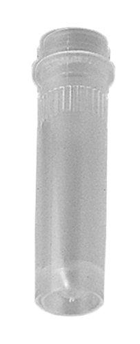 Moonlab-4-0014 Reaktionsgefäße, Rnase und amp, Dnase-frei, autoklavierbar, PP, 2.0 mL, Klar