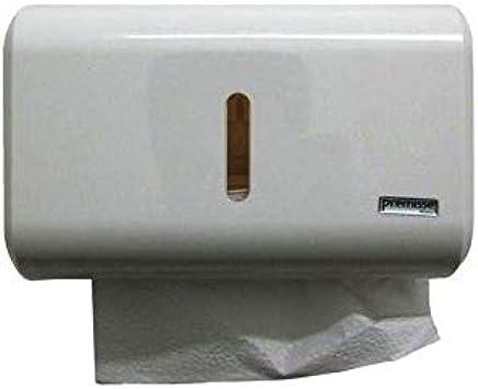 Porta Papel Toalha Toalheiro Compacto Premisse Branco