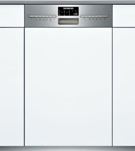 Siemens SR56T593EU teilintegrierbarer Geschirrspüler/A++ A / 10 Maßgedecke / 44 db/Edelstahl/Beladungs-Sensor/HygienePlus