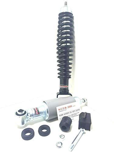 Kit de amortiguadores delanteros y traseros de carbón reforzado tipo original Vespa 50 Special ET3 125 Primavera