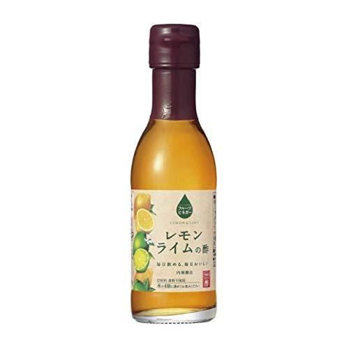 内堀醸造 レモンライムの酢 150ml  6本