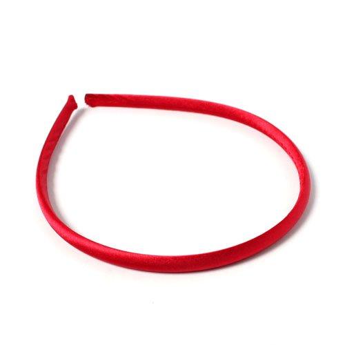 Haarreif dünn in rot 020-00169
