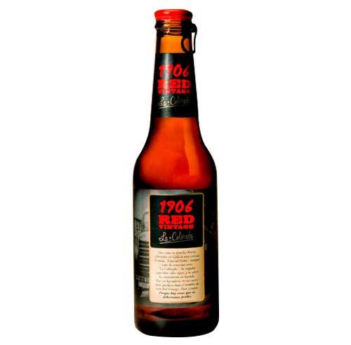 Cerveza Estrella Galicia 1906 Red Vintage (24x33CL)