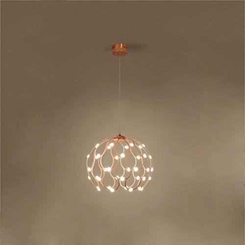Lámpara de araña/lámpara colgante/Luz pendiente, Sala de estar Barra de cocina Contador Altura Ajustable Lámpara Lámpara Lámpara Luz de Restaurante, Luz cálida, Boss LV 1yess