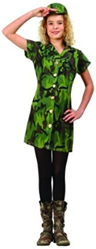 Camouflage Soldier Preteen Costume by RG Costumes
