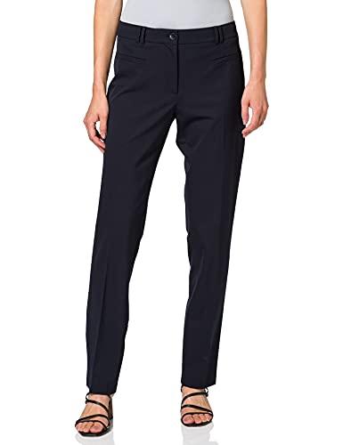 More & More Konfektionshose, HedyKonfektionshose Pantalones, Azul (Marine 0375), 40 para Mujer