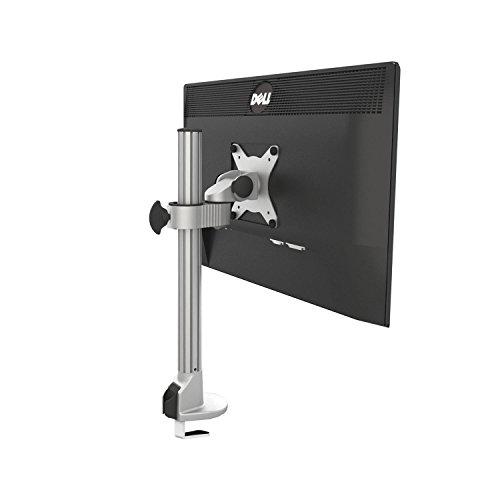 ThingyClub, supporto da tavolo per monitor con staffa di montaggio, supporto braccio 25,4- 76,2cm, per schermi LCD, LED, max VESA 100x 100mm, sostiene fino a 8kg di peso