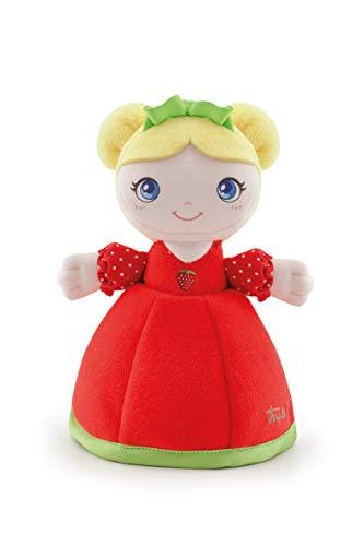 Trudi- Strawberry Bambola, Multicolore, 64463