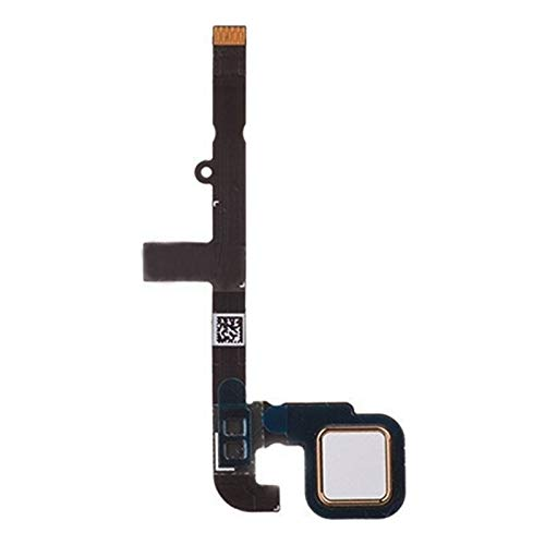 La selección de Cici Fingerprint Sensor Flex Cable for Motorola Moto G4 Play (Negro) (Color : White)