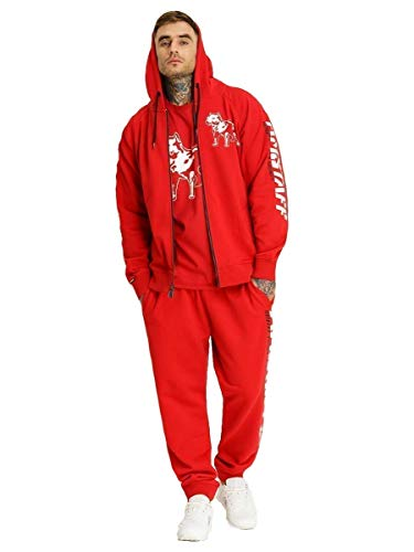 Amstaff Sweat Suit Jogginganzug Rot S
